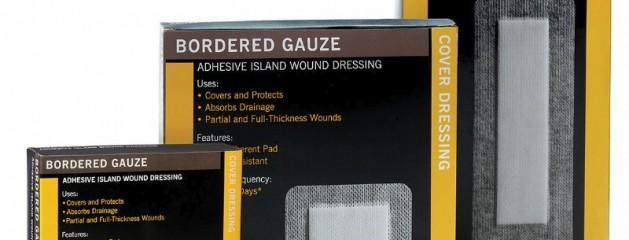 Medline Bordered Gauze