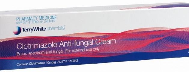 Clotrimazole Anti Fungal Cream