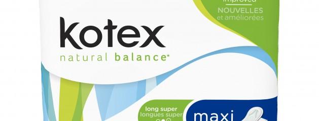 Kotex Natural Balance Maxi