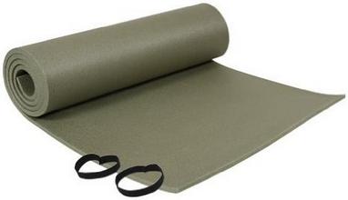 Foam Sleeping Pad  w/ ties